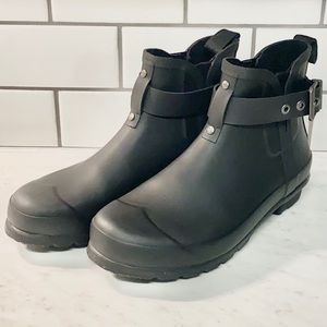 Hunter Mercury Ankle Boot - Size 10